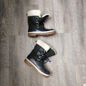 Tory Burch snow boot